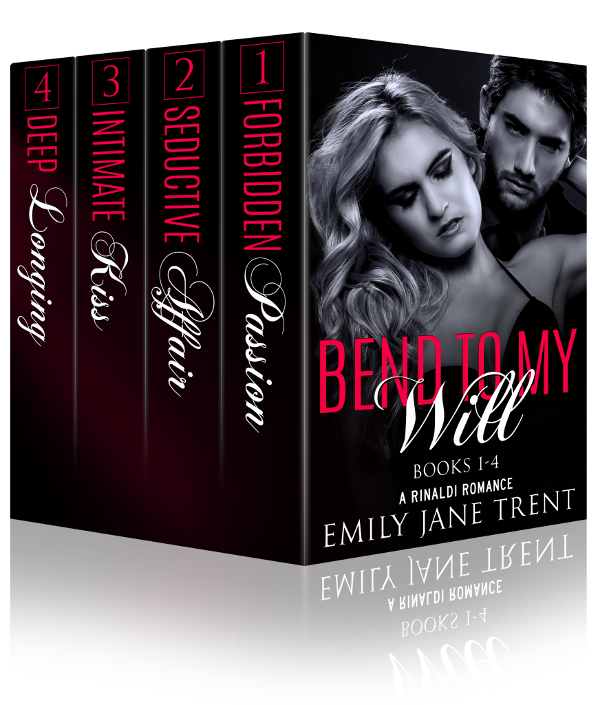 Bend To My Will Books 1 - 4