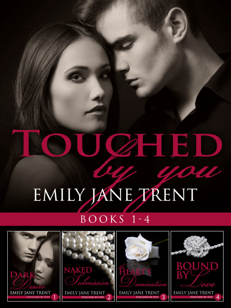 Touched By You Books 1-4
