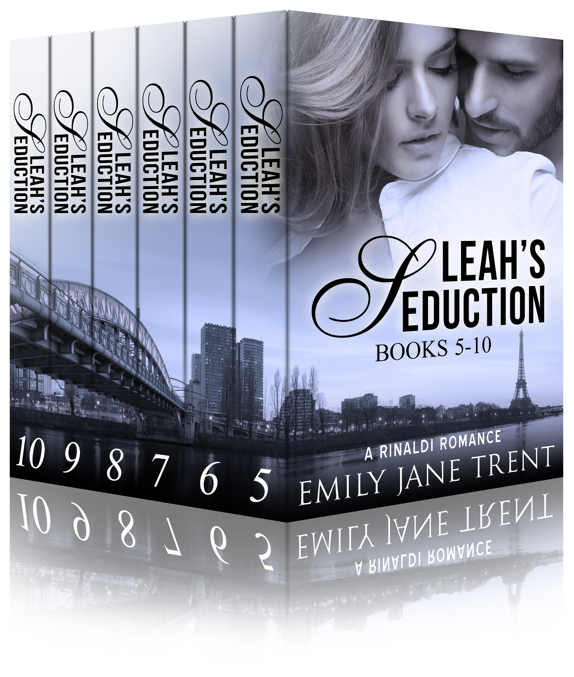 Leah's Seduction Books 5-10