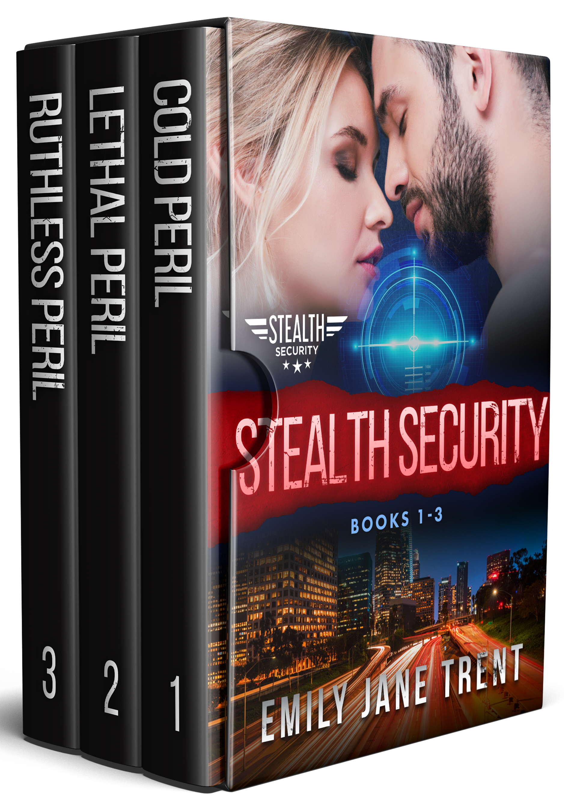 Stealth Security Books 1-3